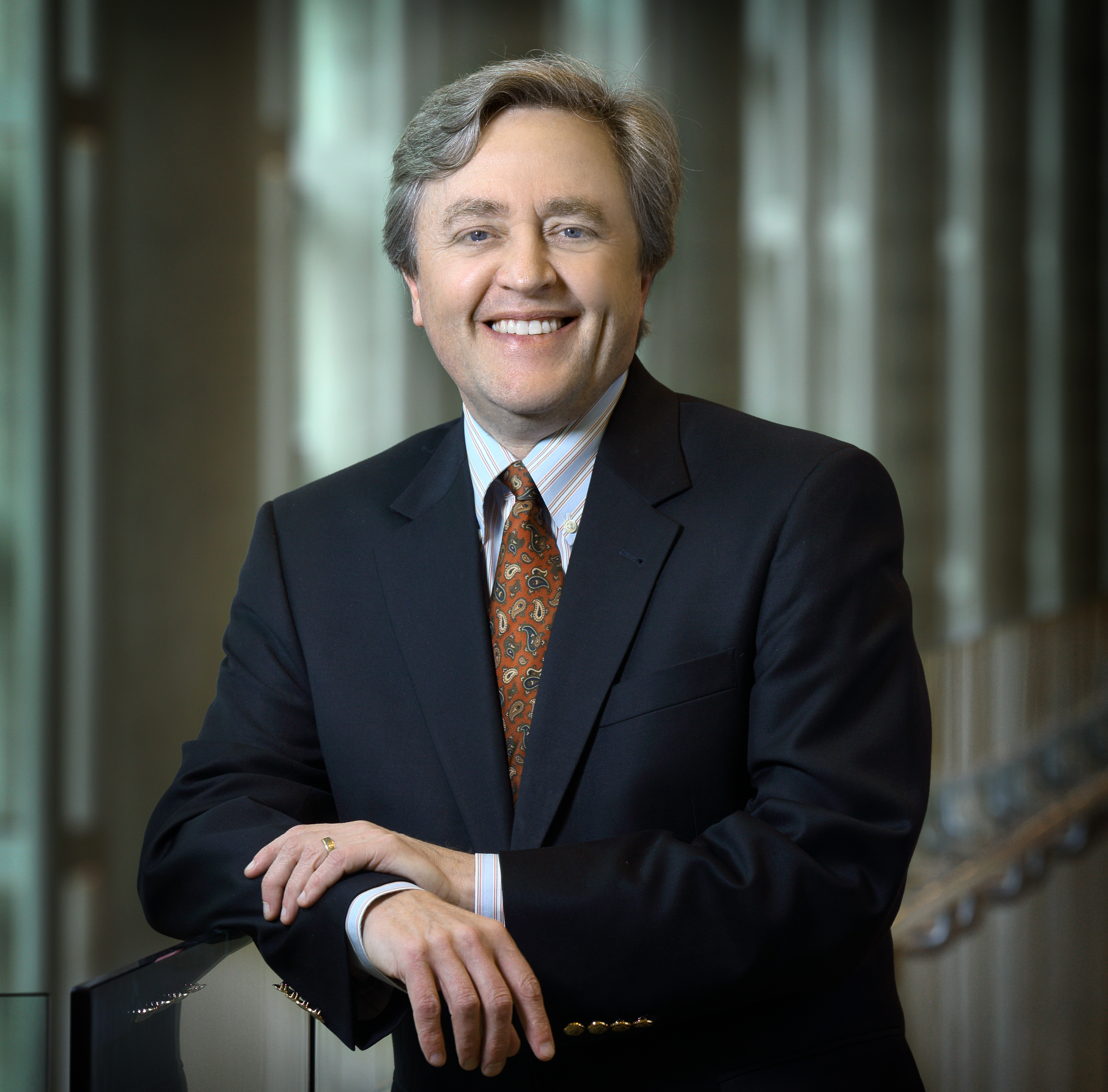 Headshot of Dr. Daniel Ford