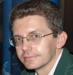 Alexander Libin, PhD headshot