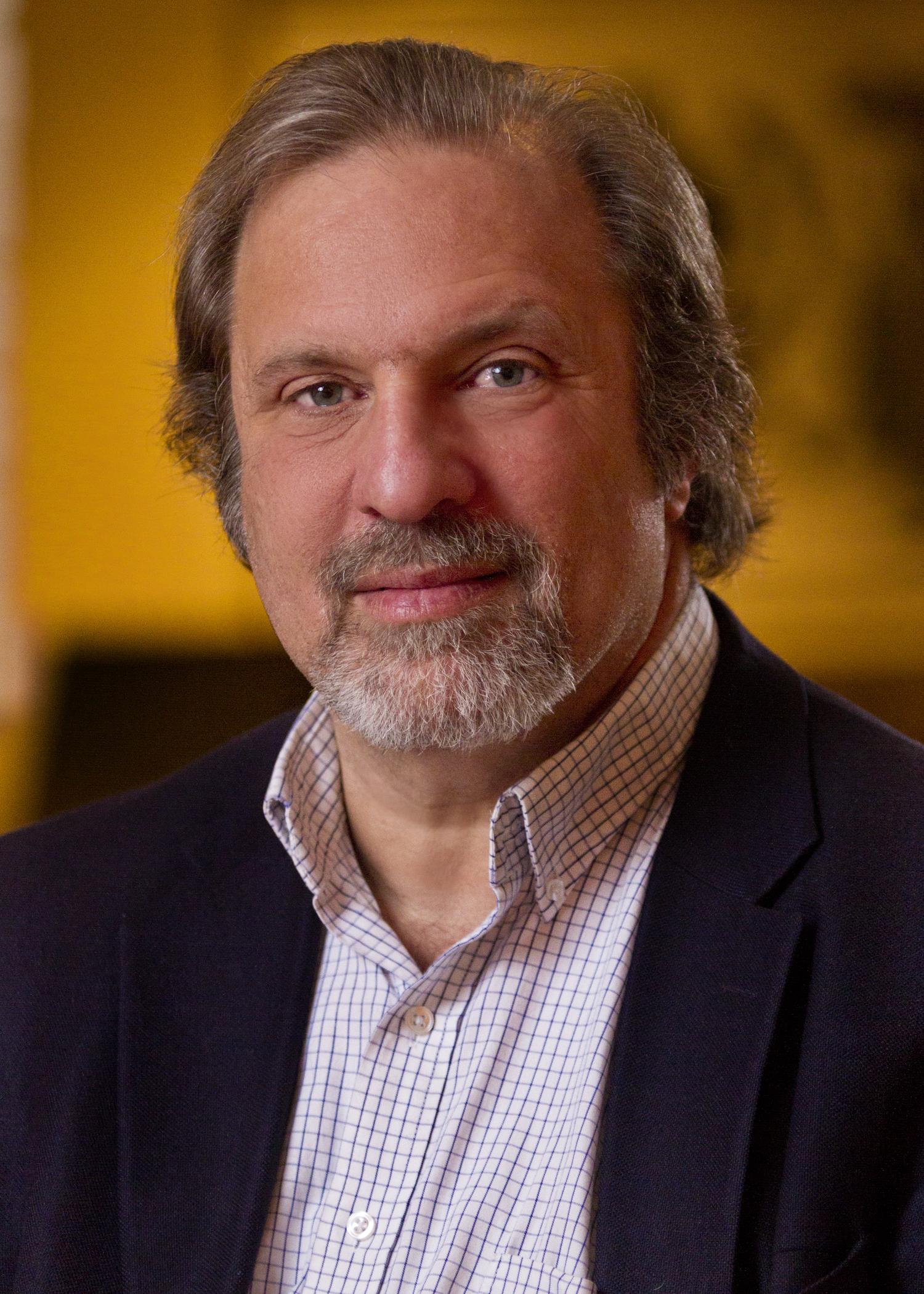Headshot of Dr. Thomas Mellman