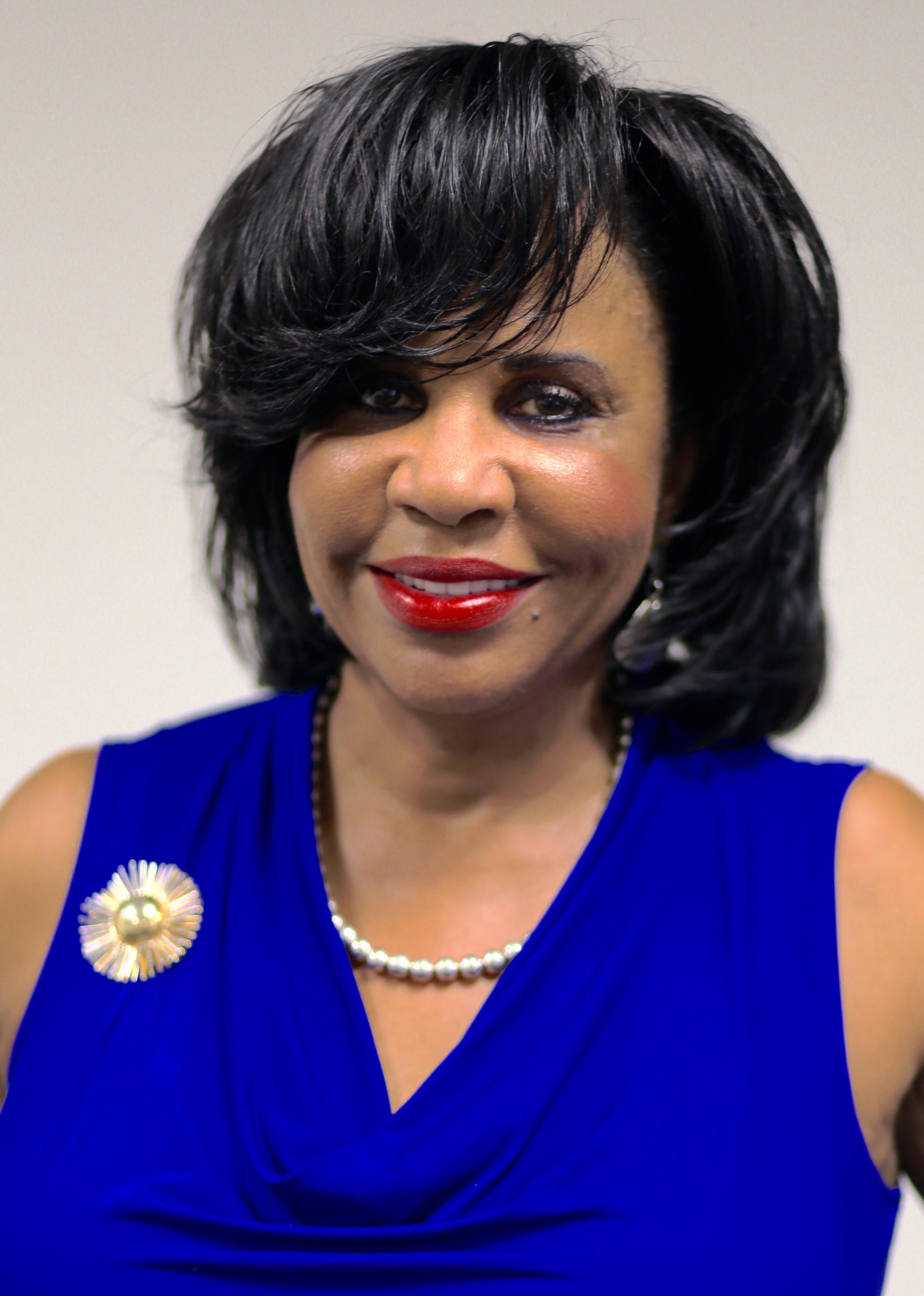 Veronica Thomas, PhD headshot