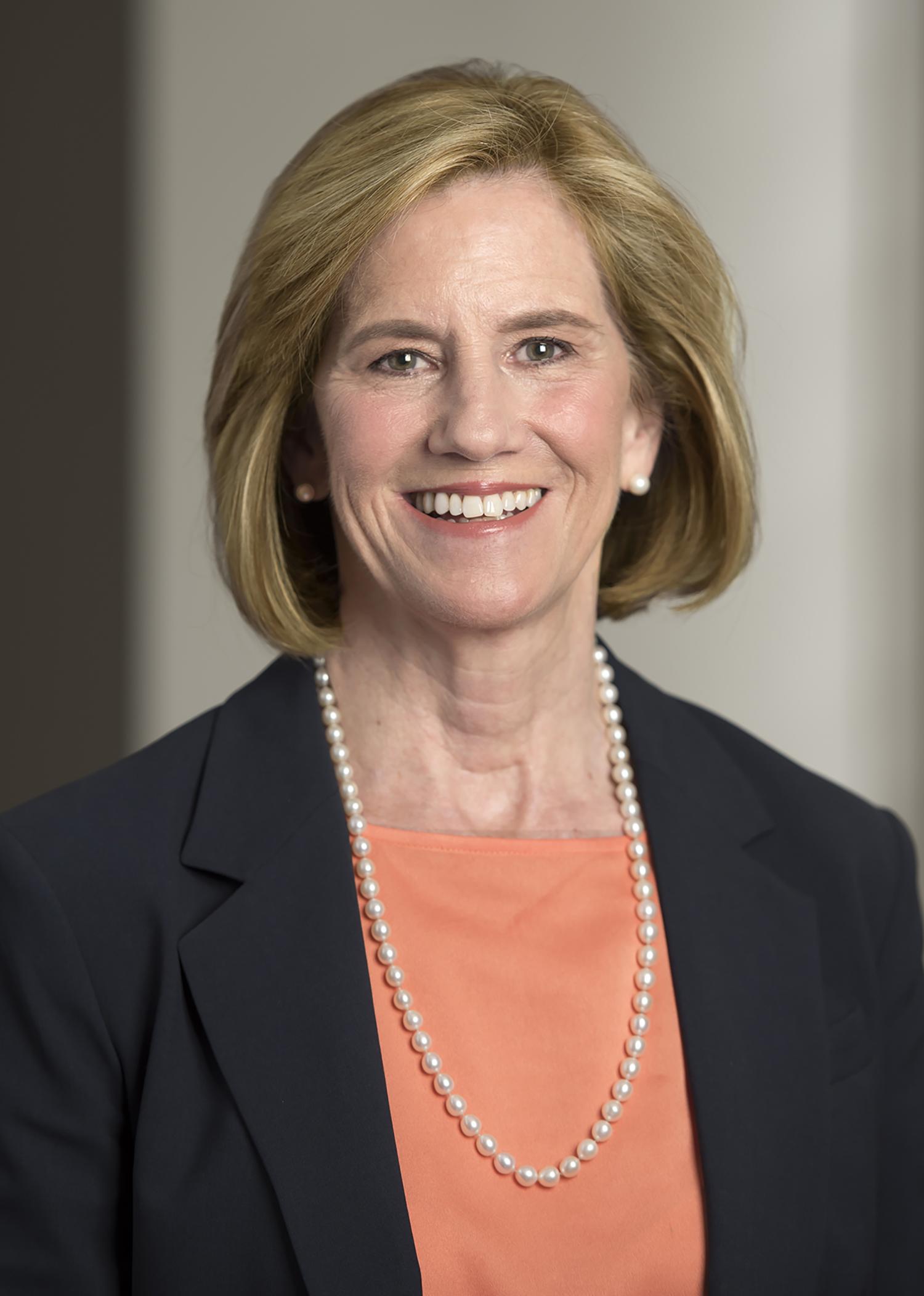 Headshot of Dr. Mary E. Klotman