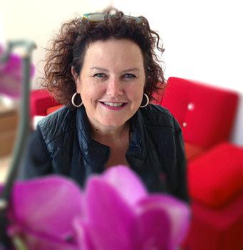 Headshot of Dr. Erin Schuman